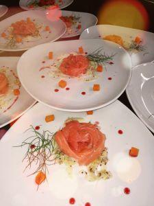 ristorante di pesce e carne a Venezia