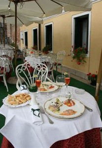 cucina raffinata e superiore a Venezia